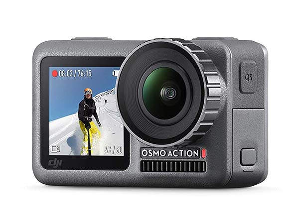 DJI Osmo Waterproof Action Camera