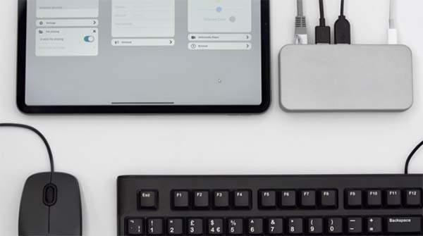 DoBox Mini Wireless Hub for iPhone and iPad