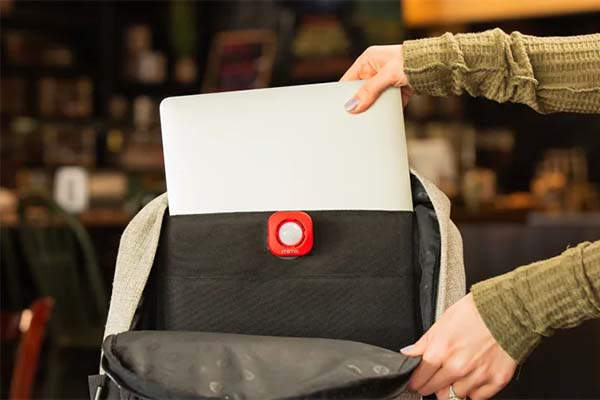 Mimic Go GPS Tracker Protects Your Items Indoors or Outdoors