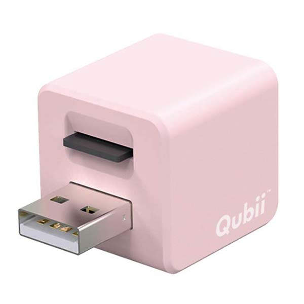 Qubii iOS Flash Drive for iPhone and iPad