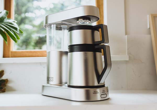 Ratio Six One Button Coffee Maker