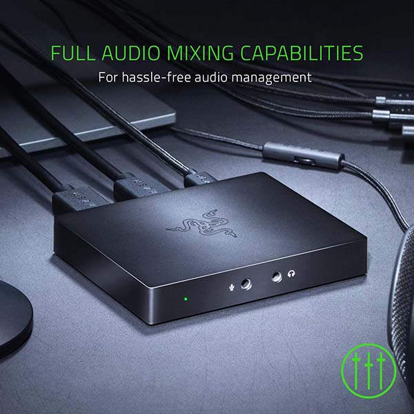 Razer Ripsaw HD Gaming Streaming Capture Card