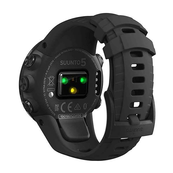 Suunto 5 Multisport GPS Smart with Heart Rate Sensor