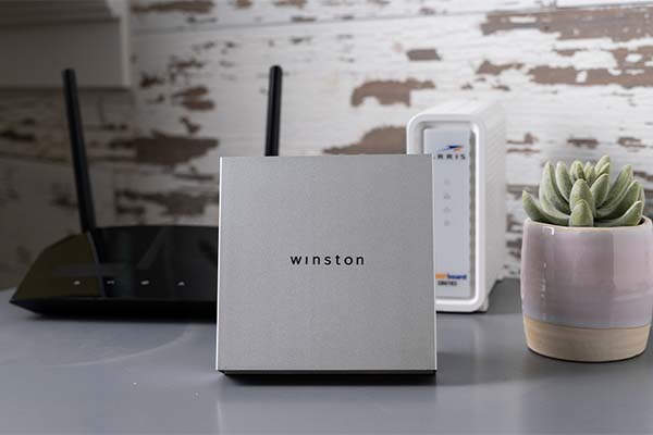 Winston Online Privacy Device Protects Your Privacy on the Internet