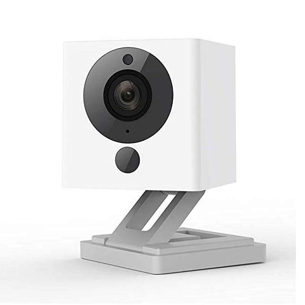 Wyze Cam V2 Smart Indoor Security Camera with Sense Starter Kit