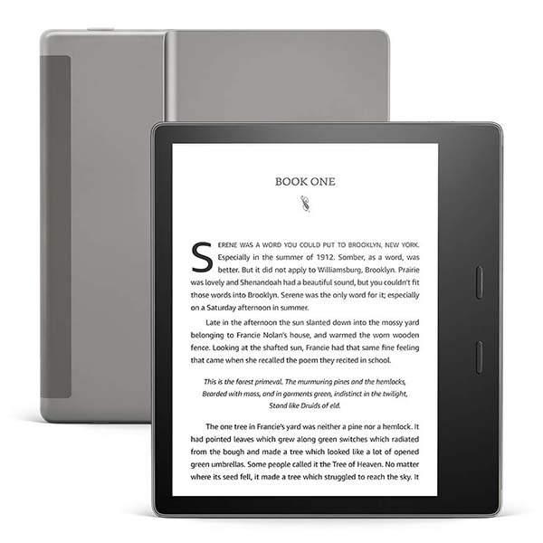 Amazon All-New Kindle Oasis with Adjustable Warm Light