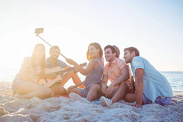 Anker Bluetooth Selfie Stick with Tripod Stand