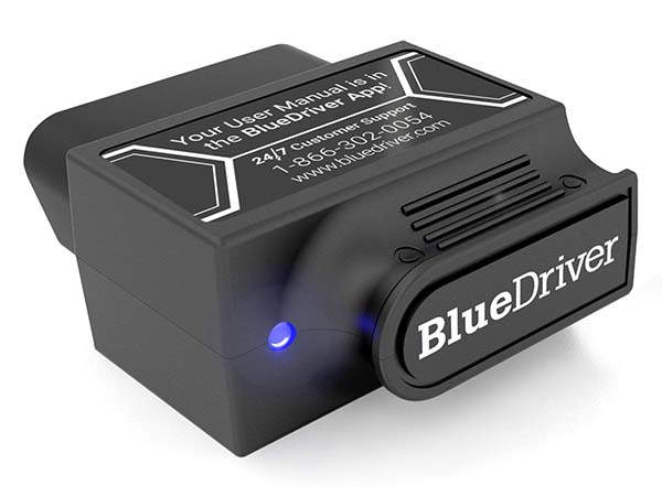 BlueDriver Pro Bluetooth OBD2 Scan Tool