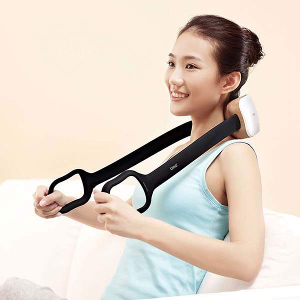 Breo iNeck2 Cordless Neck Massager with Heat