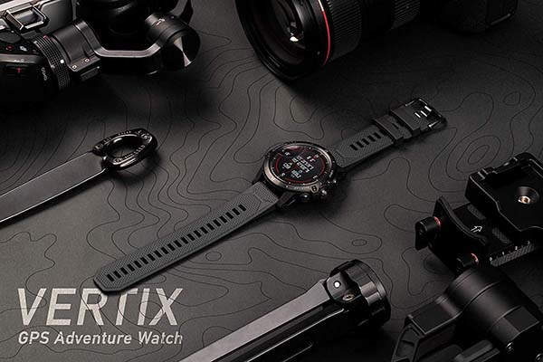 Coros Vertix GPS Watch with Oximeter