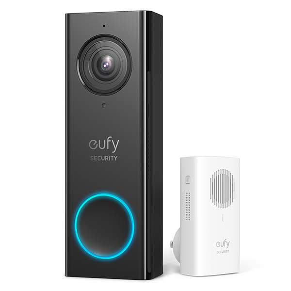 Eufy Security Smart Video Doorbell Support Alexa and Google Assistant