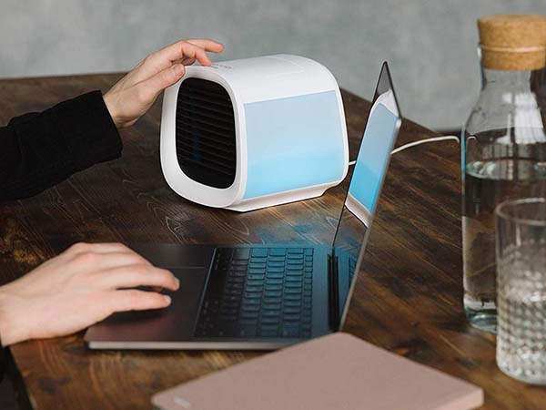 Evapolar evaChill Personal Air Cooler and Humidifier