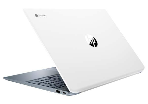 HP 15-Inch Touchscreen Chromebook Laptop