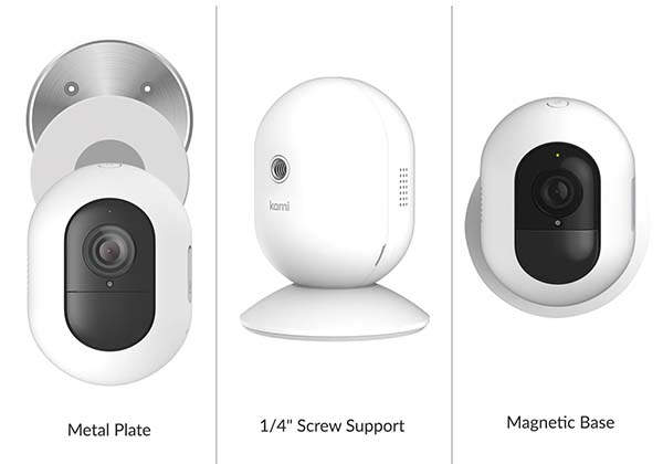 Kami Smart Outdoor Security Camera
