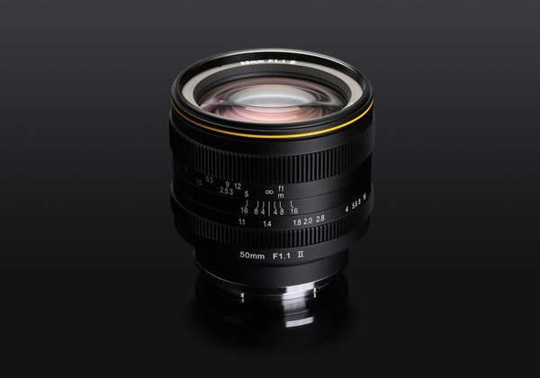 Machang Optics Kamlan 50mm F1.1 MK2 Prime Lens for Mirrorless Cameras