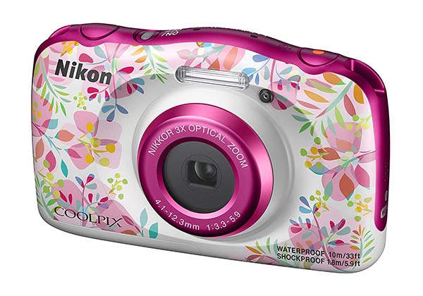 Nikon Coolpix W150 Compact Waterproof Camera