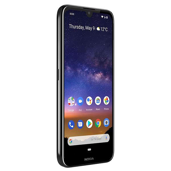 Nokia 2.2 Smartphone with Dedicated Google Assistant Button