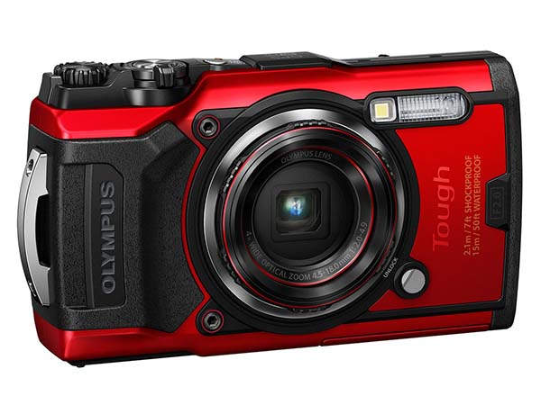 Olympus Tough TG-6 Waterproof Camera