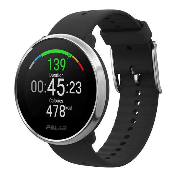 Polar Ignite Waterproof Fitness Smartwatch with GPS and Heart Rate Sensor