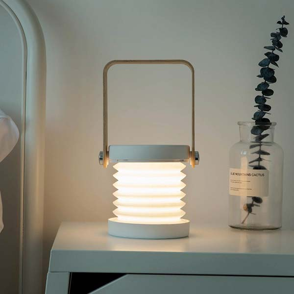 PÆR Accordion LED Lamp