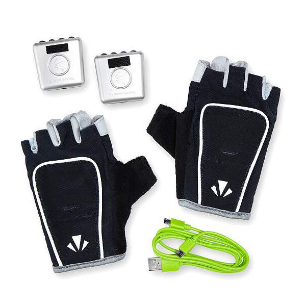 The Running Gloves with LED Lights