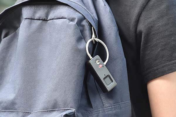 Travelock 2S TSA Approved Smart Fingerprint Lock