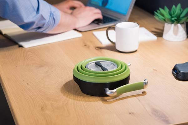 Voyager Portable Collapsible Electric Kettle