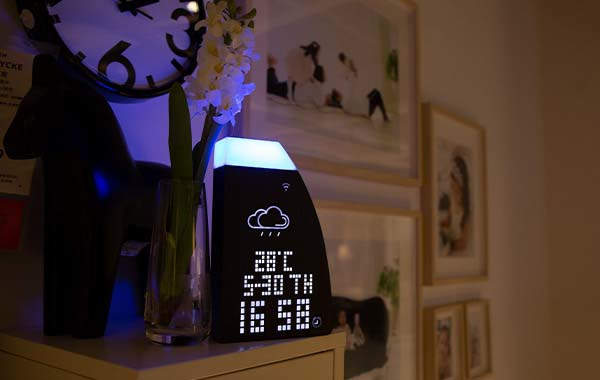 Zen Clock Minimalistic Smart Clock
