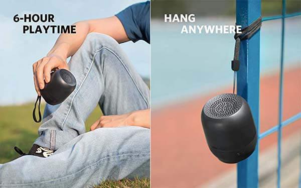 Anker Soundcore Ace A1 Mini Bluetooth Speaker with MicroSD Card Slot