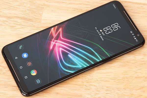 Asus ROG Phone II Gaming Smartphone