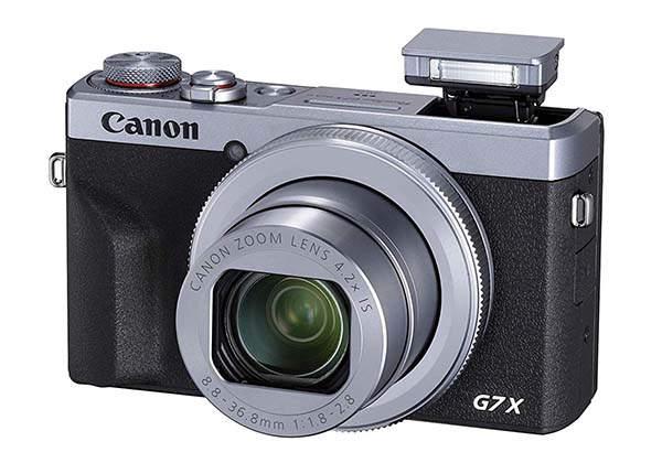 Canon PowerShot G7X Mark III Compact Camera