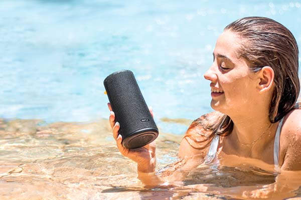 EarFun UBOOM Portable Waterproof Bluetooth Speaker