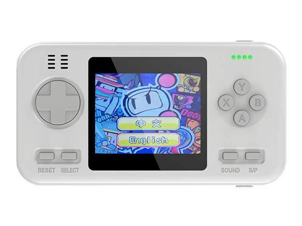 The Game Power Handheld Gaming Device Doubles as a Portable Power Bank