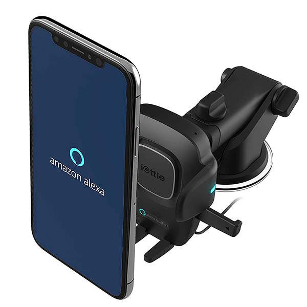 iOttie EOT Connect Smart Car Mount with Alexa
