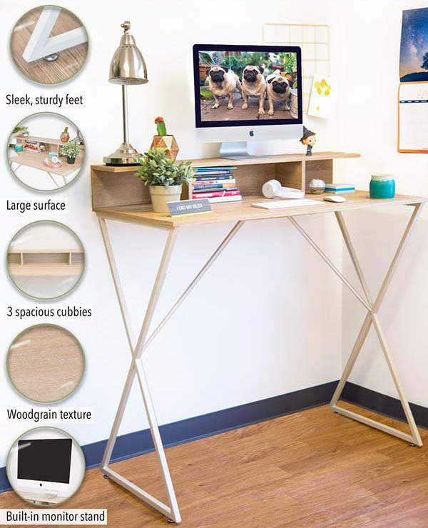 Joy Desk Handmade Stand Up Desk