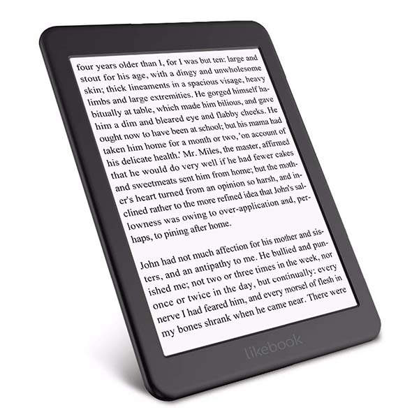 Likebook Mars Android eReader with 7.8-Inch E-ink Display