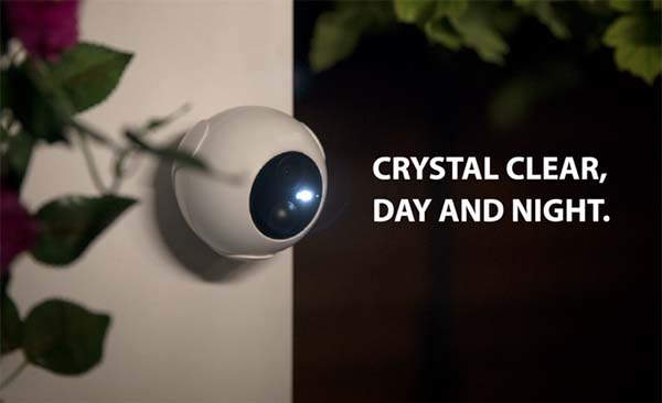 Litmor Battery Cam Smart Outdoor Security Camera