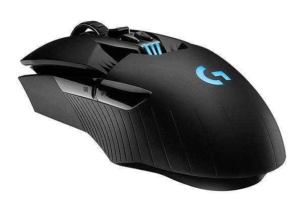 Logitech G903 Lightspeed Wireless Gaming Mouse With Hero 16K Sensor