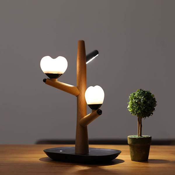 PAER Tree Inspired LED Lamp