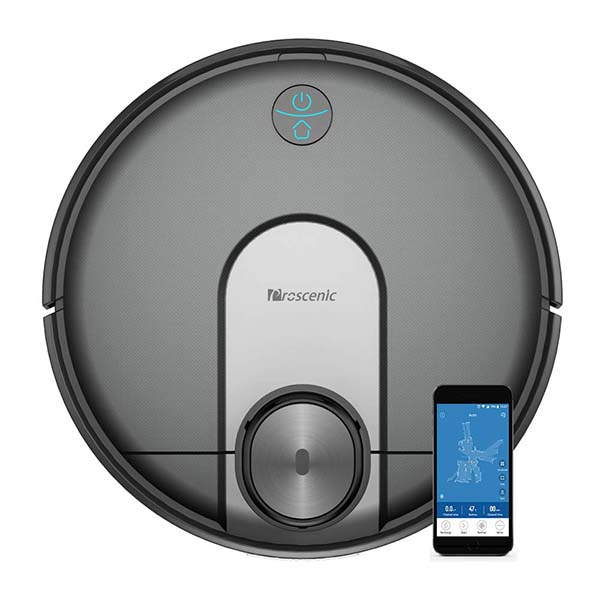 Proscenic M7 Robot Vacuum and Mop Compatible wiith Amazon Alexa