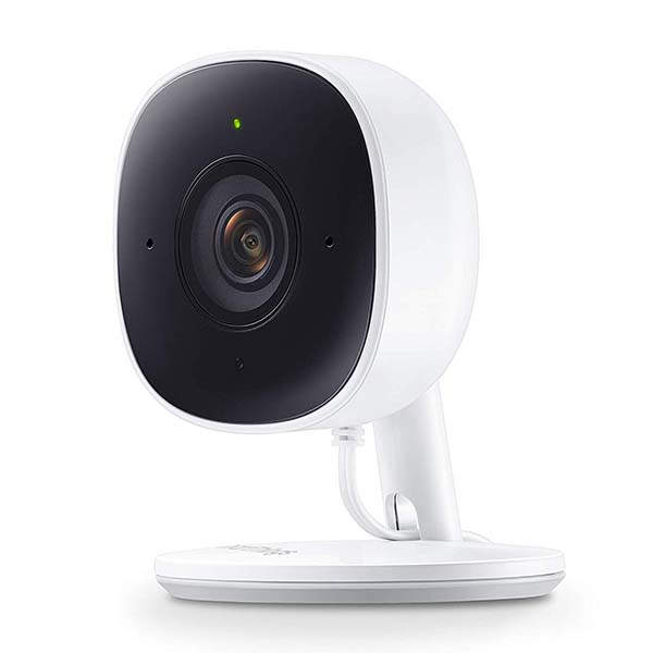 Samsung SmartThings Cam Indoor Security Camera with HDR, Night Vision and Motion Detection