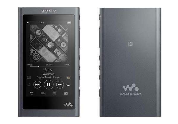 Sony NW-A55 Walkman with S-Master HX