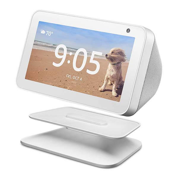 The Adjustable Amazon Echo Show 5 Stand