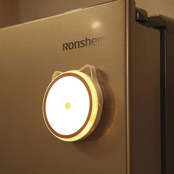 The LED Motion Sensor Night Light with Stand