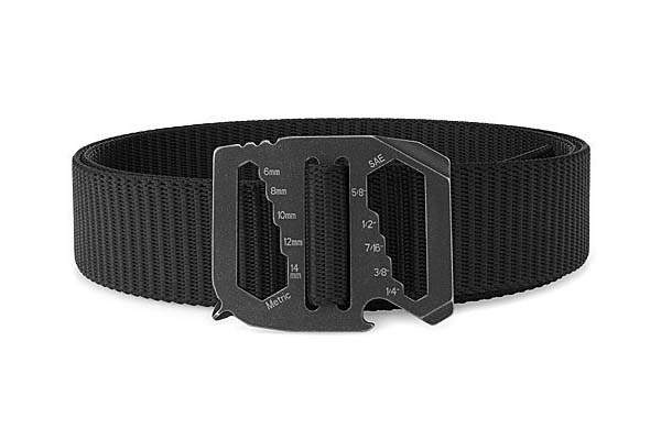 The Multitool Belt with 16 Integrated Tools