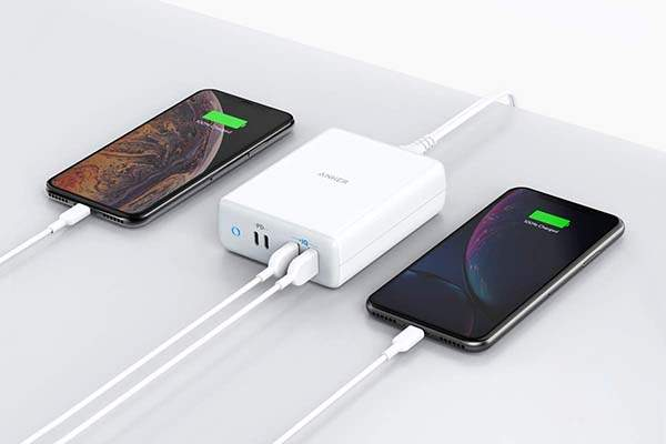 Anker PowerPort Atom PD 4 100W USB-C Charging Station