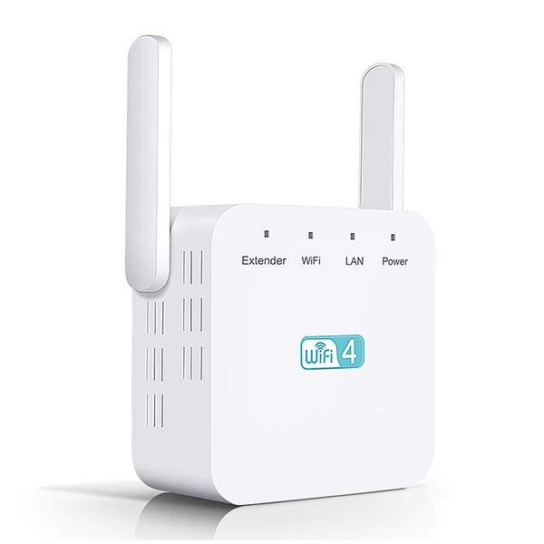 Arster WiFi Range Extender with Dual Band Technology