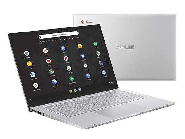 ASUS Chromebook C425 with NanoEdge Display