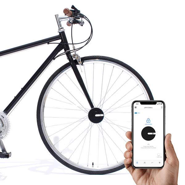 Bisecu Bluetooth Smart Bike Lock
