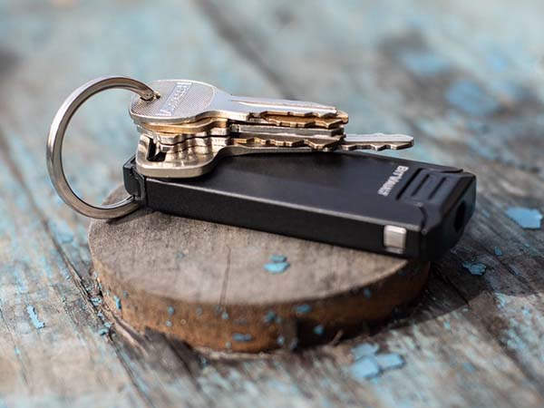 BitVault Personalized Keychain Multitool Screwdriver
